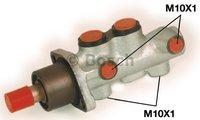 Главный тормозной цилиндр Bosch 0 986 480 866
