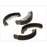 Барабанные тормозные колодки Bosch 0 986 487 658