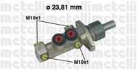 Главный тормозной цилиндр Metelli 05-0299