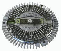 Вискомуфта вентилятора радиатора Sachs 2100 011 031