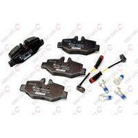 Тормозные колодки TEXTAR 2400801