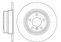 Тормозной диск Roadhouse 6632.00