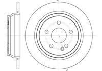 Тормозной диск REMSA 6678.00