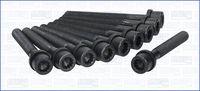 Комплект болтов головки цилиндра Ajusa 81000300