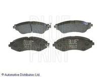 Тормозные колодки BluePrint ADG04207