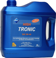 Aral HighTronic SAE 5W-40 4 л