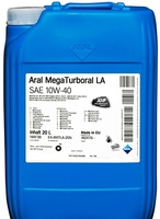 Aral MegaTurboral LA SAE 10W-40 20 л