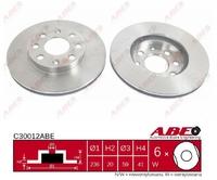 Тормозной диск ABE C30012ABE