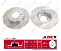 Тормозной диск ABE C3A001ABE
