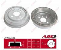 Тормозной барабан ABE C60002ABE