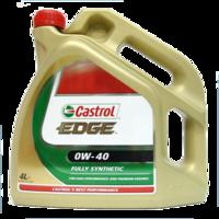Моторное масло Castrol Edge 0W-40 4L