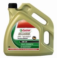 Моторное масло Castrol Edge TD 0W-30 4L