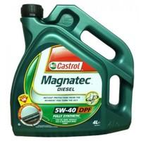 Моторное масло Castrol Magnatec D 5W-40 DPF 4L
