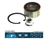 Комплект подшипников колеса BTA H1M016BTA