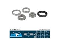 Комплект подшипников колеса BTA H2A001BTA