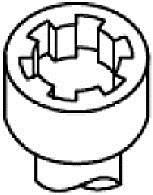 Комплект болтов головки цилиндра Payen HBS246