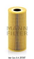Масляный фильтр MANN HU 951 X