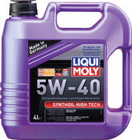 Моторное масло синтетическое Liqui Moly LIM1915 4L