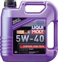 Моторное масло синтетическое Liqui Moly LIM1915 5W-40 4L