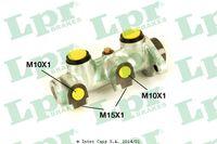 Главный тормозной цилиндр LPR 1165