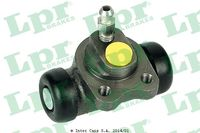 Колёсный тормозной цилиндр LPR 4171
