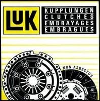 Комплект сцепления LUK 622 1396 09