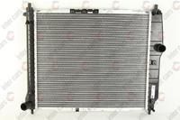 Основной радиатор NISSENS 61636