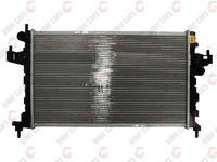 Основной радиатор (двигателя) NRF 54753
