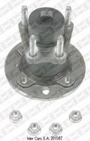 Комплект подшипников колеса SNR R153.23