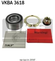 Комплект подшипников колеса SKF VKBA 3618