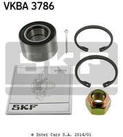 Комплект подшипников колеса SKF VKBA 3786