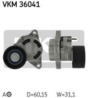 Натяжитель ремня SKF VKM 36041