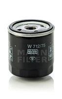 Масляный фильтр MANN W 712/75