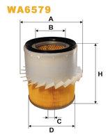 Воздушный фильтр WIX WA6579