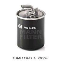 Топливный фильтр MANN WK 842/13