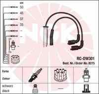 Комплект высоковольтных проводов NGK RC-DW301 8275